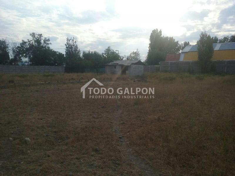 Venta - Terreno  Industrial Inofensivo