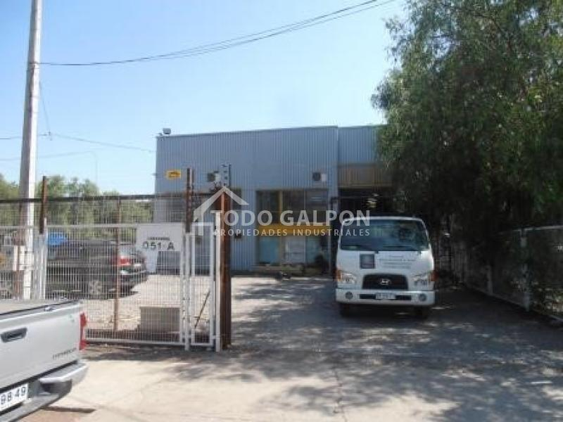 Arriendo - Galpon Industrial Exclusivo